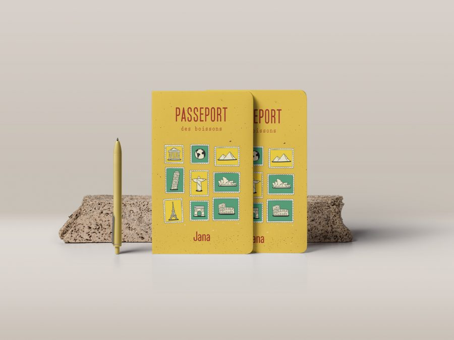 JAna, passeport